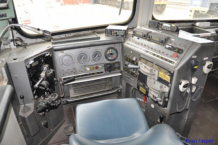 81 class cab layout