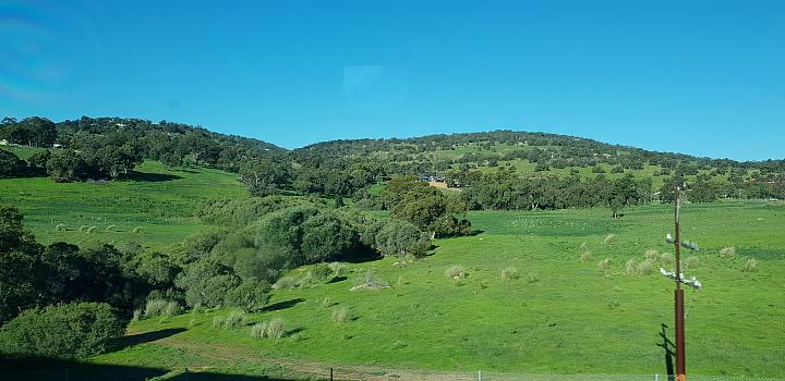 My rail trip on the Avonlink between Merredin and East Perth on the 13th August 2018