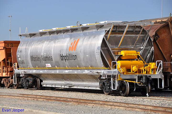XF type Alumina wagon (owned by QR National)
