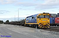 8121 on the local BSL shunter seen here at Forrestfield Yard on the 16th March 2016