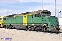 Pacific Nationals DL48 is seen here at Perth Freighter Terminal on the 20th April 2014