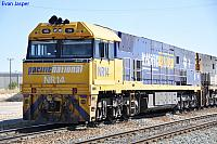 NR14 at Kewdale freighter Terminal on the 30th October 2010