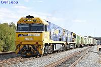 NR26 and NR54 on 2P55 sadliers shunt seen here at Forrestfield South on the 6th October 2014