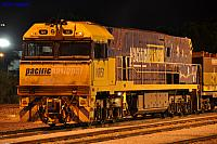 NR51 at Forrestfield Yard on the 22nd December 2010