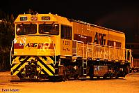 P2502 in the new ARG livery at Forrestfield Yard on the 24th February 2011