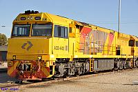 ACB4402 sits at Forrestfield yard after arriving off 426 on the 18th January 2012
