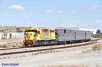 LZ3106 on 1AK1 AK recorder train seen here heading to Forrestfield South on the 22nd February 2015
