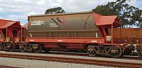 Mineral Resources MHPY Type iron ore wagon