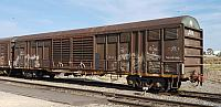 Sadliers RSLY type covered wagon
