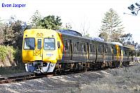TransAdelaide railcars 3113/3114/3009 seen here heading though Osborne for the Port on the 11th November 2013