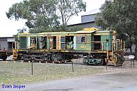 842 is seen here at GWA's Port Lincoln Yard waiting its fate on the 10th April 2017