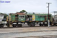 848 is seen here at GWA's Port Lincoln Yard waiting its fate on the 10th April 2017