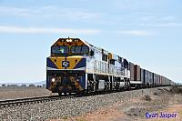 VL360 and CM3309 on 4416 balco service seen here at Bowmans (SA) on the 11th April 2015
