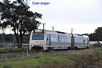 ADP101/ADP103 on 4510 Transwa Australind service seen here heading though Picton for Perth on the 14th August 2019