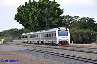 ADP101/ADQ122/ADP103 on 7215 Australind service seen here heading though Mundijong on the 17th January 2015
