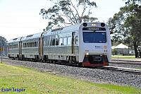 ADP102/ADP122/ADP101 on 7209 Australind serice seen here rolling though Brunswick Junction on the 20th September 2014
