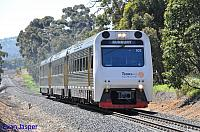 ADP102/ADP122/ADP101 on 7209 Australind seen here heading though Burekup on the 20th September 2014