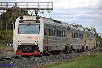 ADP103/ADQ121/ADP101 on 7510 Australind service departing Brunswick Junction on the 20th July 2013