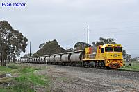 P2507 on 1873 Alumina service seen here approaching Picton Yard on the 28th June 2020