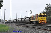 P2507 on 1873 Alumina service seen here departing Picton Yard for Bunbury Harbour on the 28th June 2020