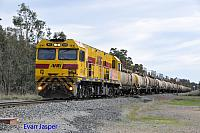 PA2819 on 5237 Caustic train seen here rolling though Alumina Junction for Calcine Pinjarra on the 20th June 2019