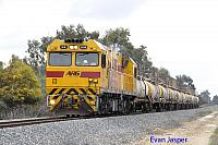 PA2819 on 7903 Caustic train seen here heading though Pinjarra South for Bunbury on the 30th August 2014
