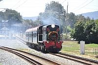 C1703 on 6AZ1 Centenary Train is seen here heading though Woodbridge for Fremantle on the 31st October 2014