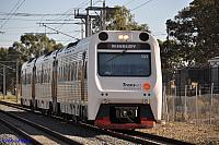 ADP103/ADQ122/ADP102 on 1209 Australind Service at Cannington on the 29th May 2011