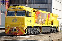 ACB4403 at Forrestfield Yard on the 25th December 2011