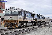 LDP003 and LDP001 at Forrestfield Yard on the 3rd February 2012